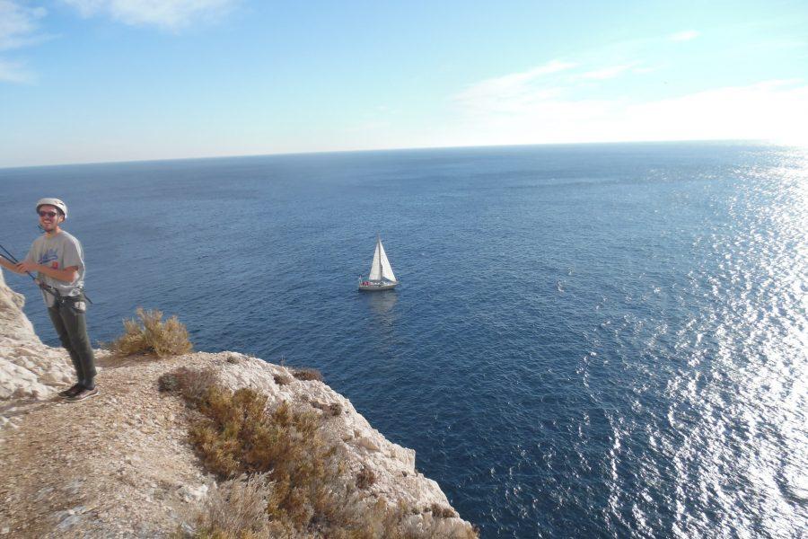 Calanques - Golfe de Tiragne