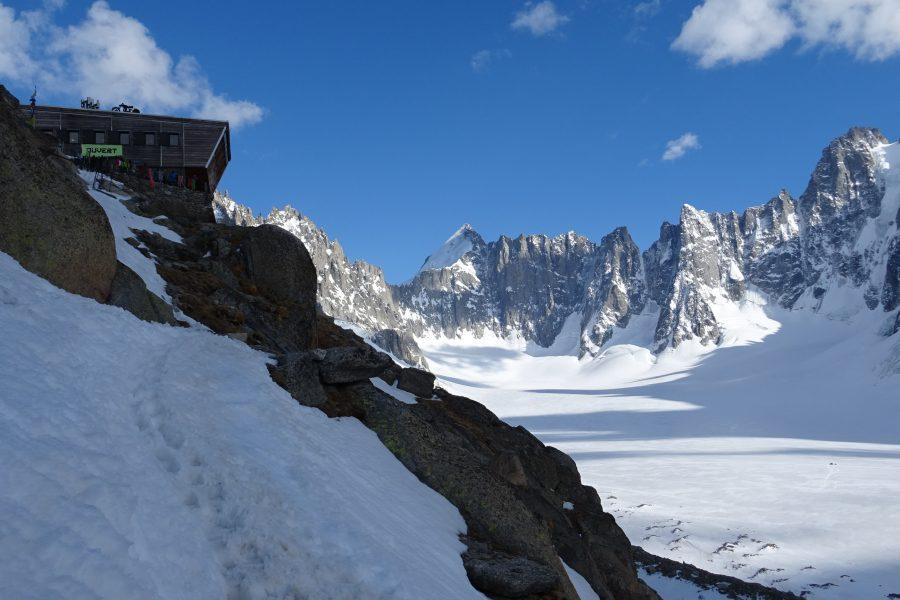 Traversée Chamonix-Zermatt en ski de randonnée avril 2017