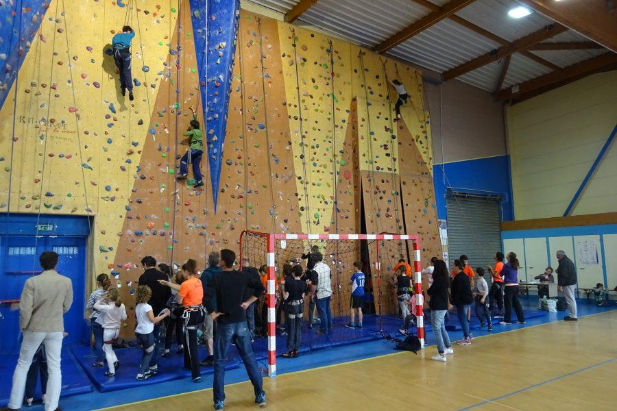 Rencontre inter-club avec Culture grimpe