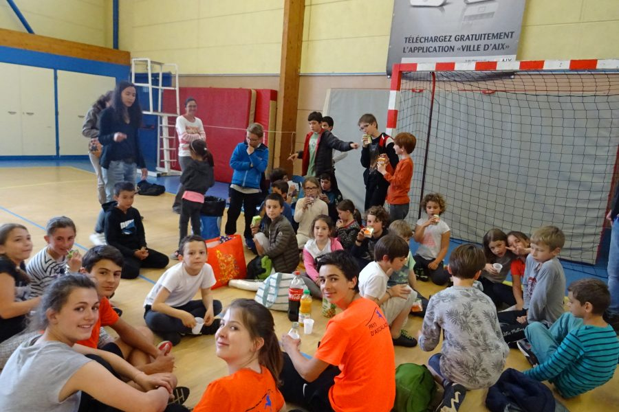 Rencontre inter-club avec Culture grimpe