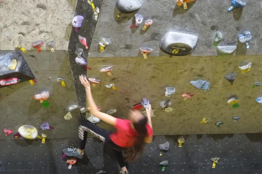 Compétition de bloc