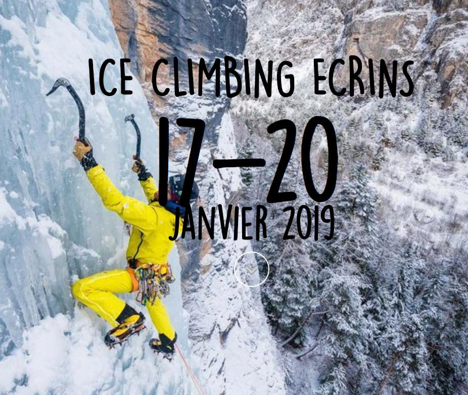 Ice climbing 2019