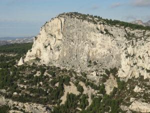 Calanque de Morgiou - Crêt St Michel