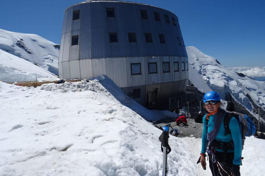 Pays d'Aixcalade au sommet du Mont Blanc